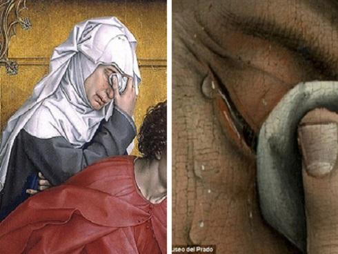 Những bí mật về nghệ thuật 'chìm' trong loạt bức họa nổi tiếng thế giới