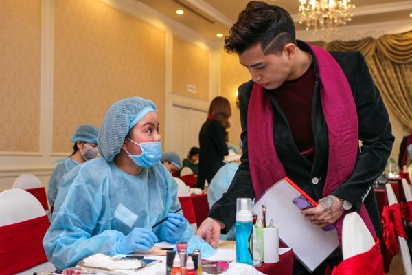 Master Kevin Lê mở lớp dạy nghề miễn phí cho cộng đồng LGBT-2