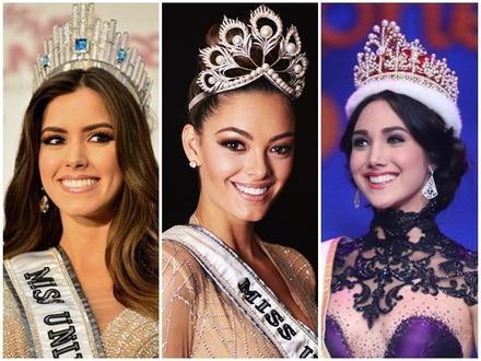 Nhan sắc tuyệt mỹ của dàn Hoa hậu đẹp nhất Thế giới qua các mùa bình chọn gắt gao