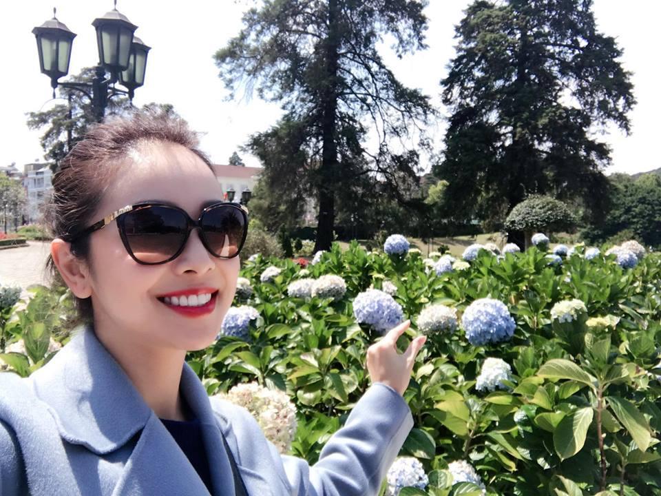 Tin sao Việt: Lâm Vinh Hải chơi cùng con mặc kệ ồn ào Linh Chi và vợ cũ Lý Phương Châu-6
