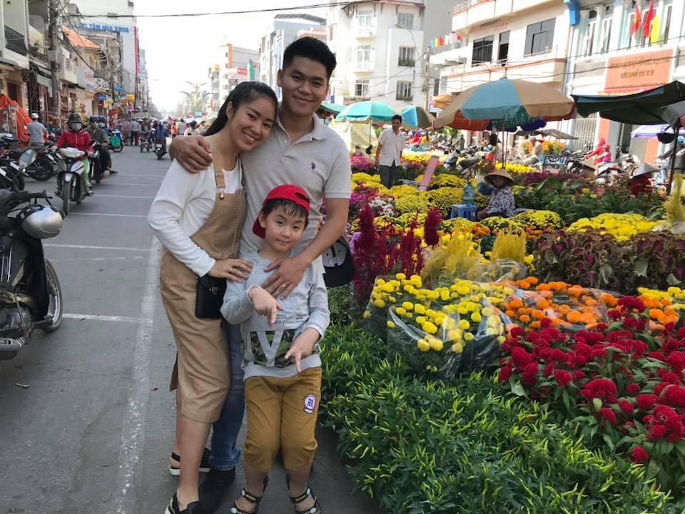 Tin sao Việt: Lâm Vinh Hải chơi cùng con mặc kệ ồn ào Linh Chi và vợ cũ Lý Phương Châu-8
