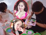 Tin sao Việt: Trấn Thành đừng dại ngủ khi Hari Won vẫn đang thức!-11