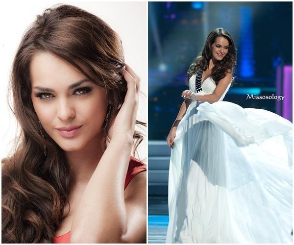 Nhan sắc tuyệt mỹ của dàn Hoa hậu đẹp nhất Thế giới qua các mùa bình chọn gắt gao-3