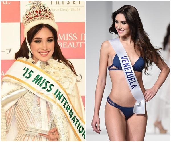Nhan sắc tuyệt mỹ của dàn Hoa hậu đẹp nhất Thế giới qua các mùa bình chọn gắt gao-7