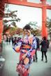 Lần thứ hai đến Nhật, Thanh Tú mới có cơ hội và thời gian để tìm hiểu về đất nước và con người nơi đây.