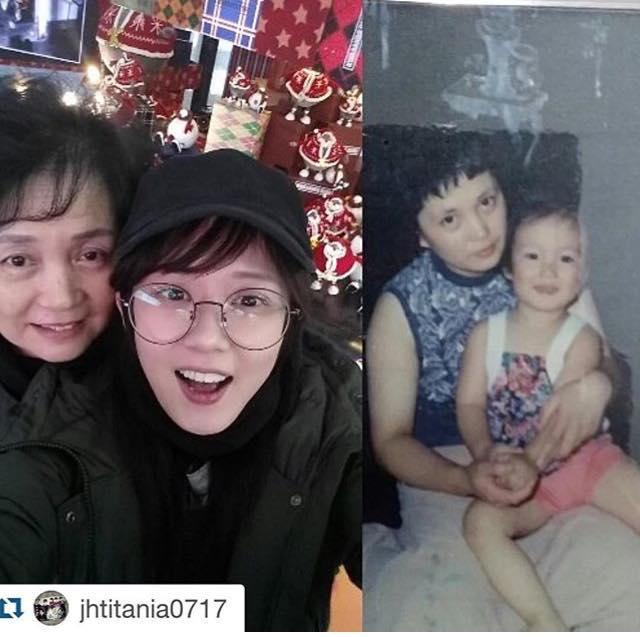 Sao Hàn 13/2: Jang Na Ra chụp ảnh cùng mẹ, khoe nhan sắc thời gian bỏ quên-1