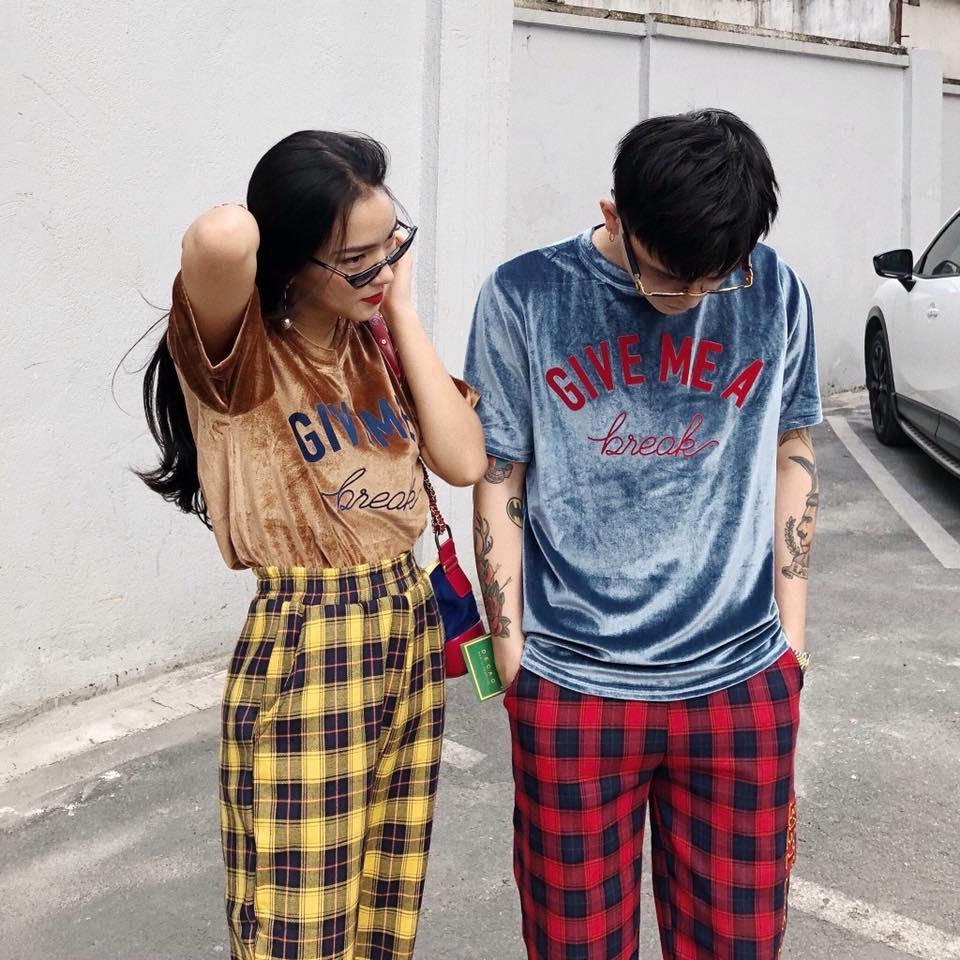 Valentine muốn nổi bật, học cách mix đồ đôi đẹp vô đối của những cặp tình nhân nổi tiếng giới trẻ Việt-6