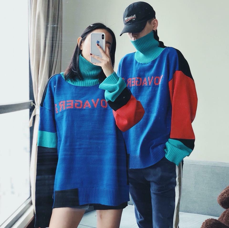 Valentine muốn nổi bật, học cách mix đồ đôi đẹp vô đối của những cặp tình nhân nổi tiếng giới trẻ Việt-7