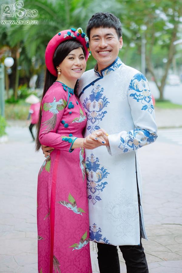 Kiều Minh Tuấn cười không thấy mùa xuân khi cưới được Cát Phượng-5