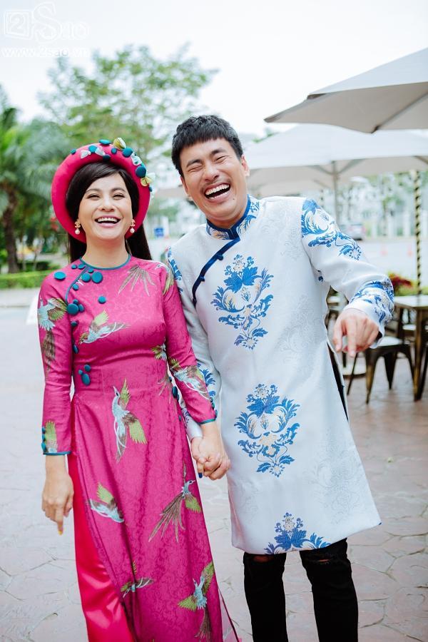 Kiều Minh Tuấn cười không thấy mùa xuân khi cưới được Cát Phượng-7