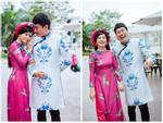 Kiều Minh Tuấn cười 'không thấy mùa xuân' khi cưới được Cát Phượng