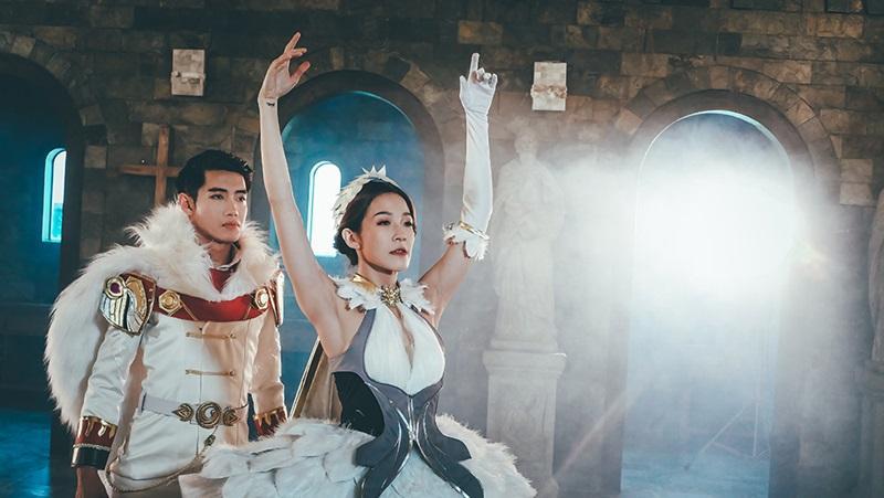 Quang Đăng, Phạm Thanh Thảo, Thái Thùy Linh làm gì trong ngày Valentine?-3