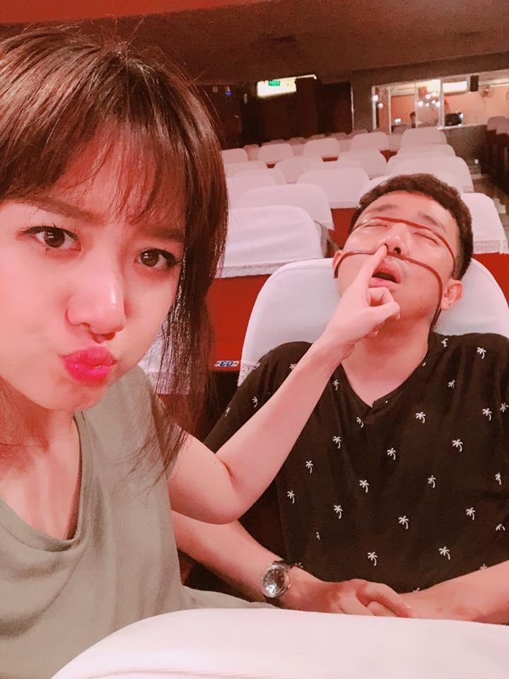 Tin sao Việt: Trấn Thành đừng dại ngủ khi Hari Won vẫn đang thức!-2