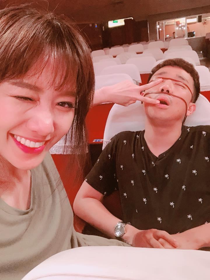 Tin sao Việt: Trấn Thành đừng dại ngủ khi Hari Won vẫn đang thức!-3