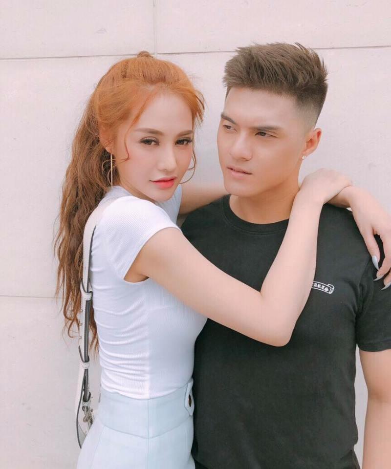 Tua lại loạt hình ảnh Lâm Vinh Hải và Linh Chi thân thiết còn hơn tình nhân dù đã đôi ngả chia ly-3
