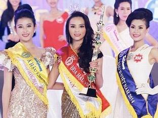 Top 3 Hoa hậu Việt Nam 2014 sau 4 năm: Vì gia đình mà kẻ vượt chông gai, người lặng lẽ sống