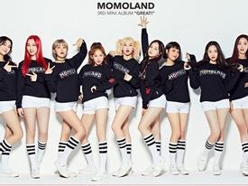 Bán album vượt iKON và Red Velvet, tân binh mới nổi Momoland dính nghi án gian lận