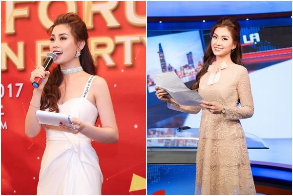 Top 3 Hoa hậu Việt Nam 2014 sau 4 năm: Vì gia đình mà kẻ vượt chông gai, người lặng lẽ sống-13