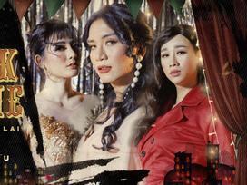 BB Trần làm MV Parody 'Talk to me' vạch trần những thủ đoạn hạ bệ đồng nghiệp tại Showbiz