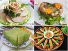 Những món ăn truyền thống không thể thiếu trong ngày Tết của người miền Bắc