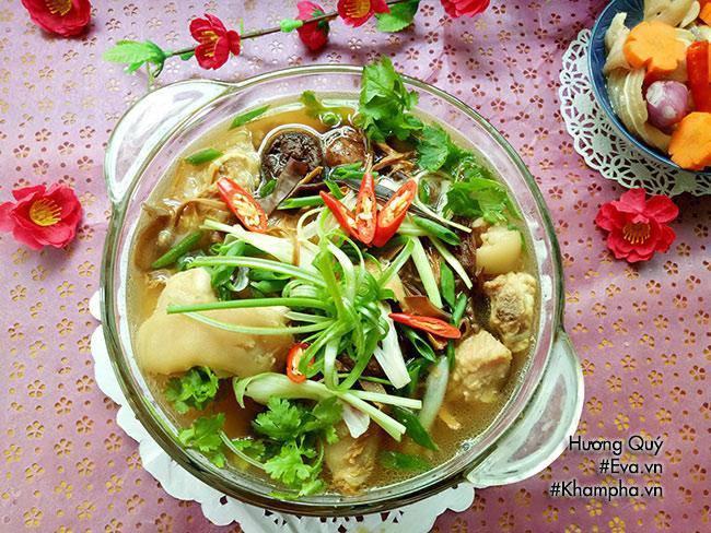 Những món ăn truyền thống không thể thiếu trong ngày Tết của người miền Bắc-6