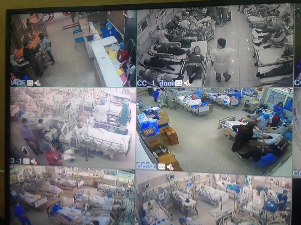 Cận Tết, Bệnh viện Bạch Mai vỡ trận, bác sĩ kiệt sức vì cấp cứu-1