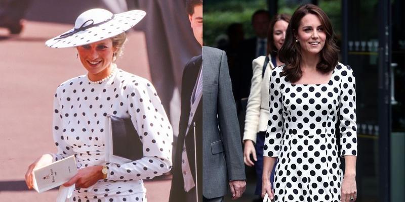 Ít có nàng dâu nào thích mặc đồ đôi với mẹ chồng như công nương Kate-3