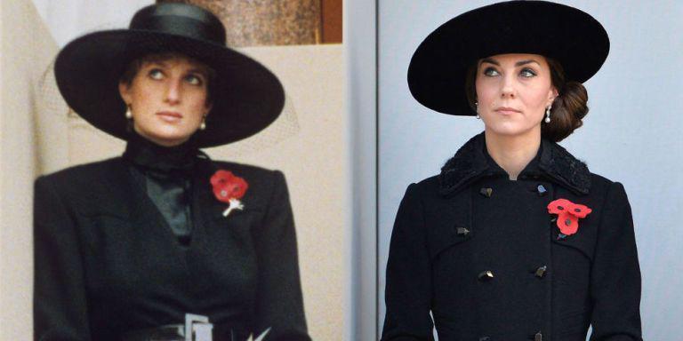 Ít có nàng dâu nào thích mặc đồ đôi với mẹ chồng như công nương Kate-4