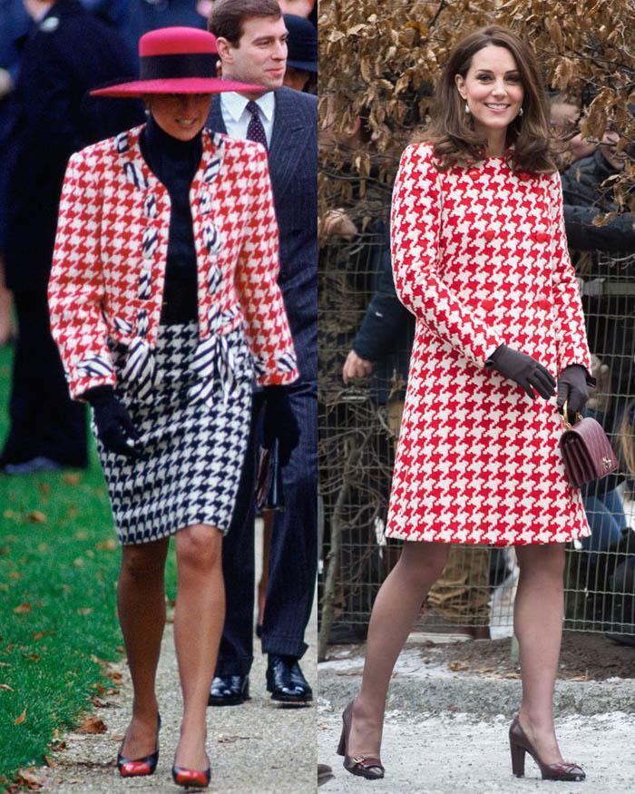 Ít có nàng dâu nào thích mặc đồ đôi với mẹ chồng như công nương Kate-5