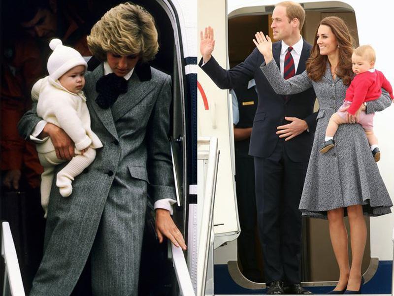 Ít có nàng dâu nào thích mặc đồ đôi với mẹ chồng như công nương Kate-11