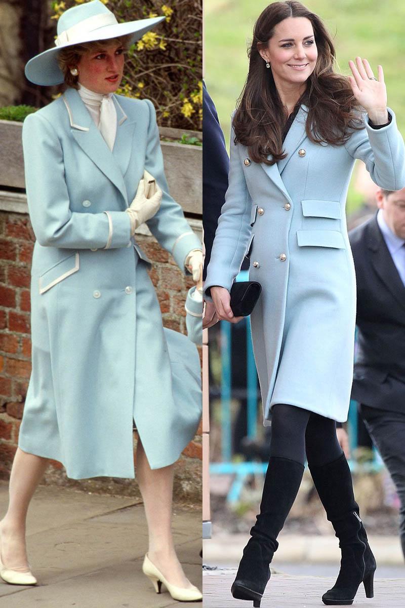 Ít có nàng dâu nào thích mặc đồ đôi với mẹ chồng như công nương Kate-12