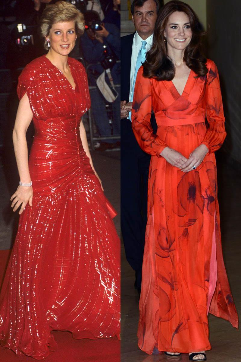 Ít có nàng dâu nào thích mặc đồ đôi với mẹ chồng như công nương Kate-6