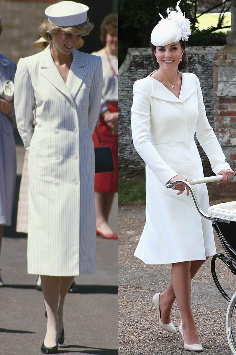 Ít có nàng dâu nào thích mặc đồ đôi với mẹ chồng như công nương Kate-9
