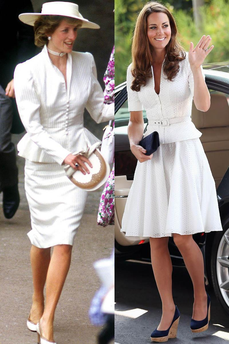Ít có nàng dâu nào thích mặc đồ đôi với mẹ chồng như công nương Kate-14