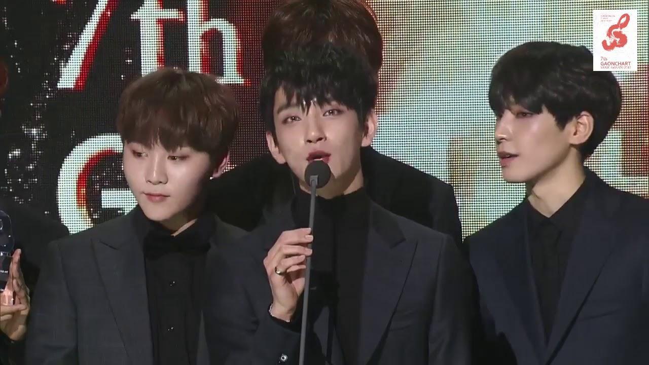Trao giải cả Kpop, 'Gaon Chart Music Awards 2017' vẫn không hết nhạt vì thiếu BTS - EXO-3
