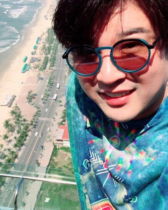Thành viên nhóm nhạc Super Junior bí mật đến Đà Nẵng-1