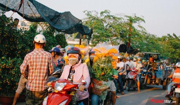 Chiều cuối năm, lang thang ở những chợ hoa truyền thống Sài Gòn đã thấy Tết về đến nơi rồi!-7