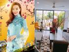Tin sao Việt: 'Đột nhập' dinh thự sang chảnh nhà Hồ Ngọc Hà chiều 30 tết