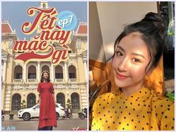 Tết muốn nổi bật, học Quỳnh Anh Shyn 5 kiểu mix&match đẹp 'hết nấc'