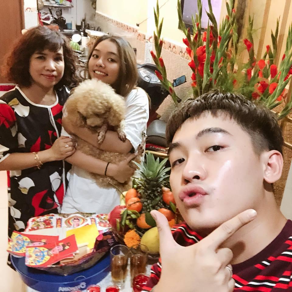 Hot girl - hot boy Việt: Đột nhập không khí đêm giao thừa tại nhà hot girl dân tộc Thu Hương-7