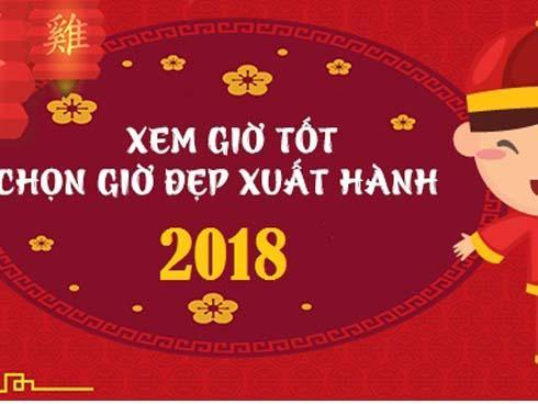 Hướng xuất hành ngày mùng 3 tết năm 2018: Đi hướng này để CẦU TÀI ĐÓN LỘC
