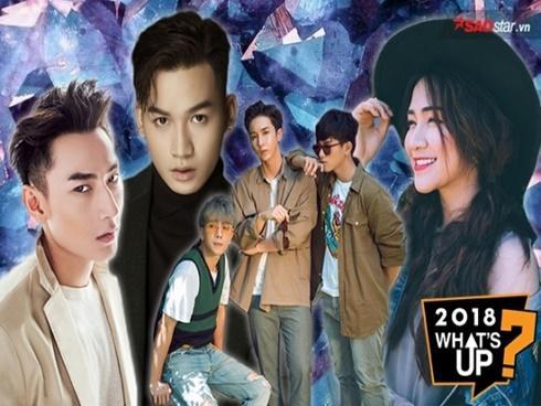 Năm mới rồi, bạn mong chờ nghệ sĩ Vpop nào sẽ có 'hit big'?