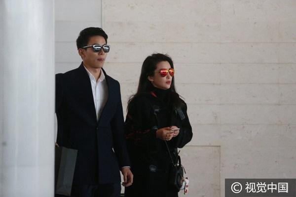 Liệu ai trong số những cặp đôi của showbiz Hoa ngữ này sẽ ra Tết là cưới?-6