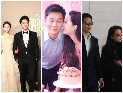 Liệu ai trong số những cặp đôi của showbiz Hoa ngữ này sẽ 'ra Tết là cưới'?