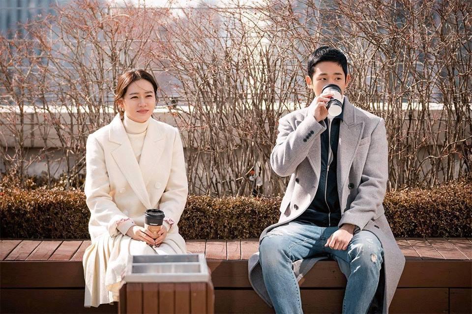 Sao Hàn 17/2: Son Ye Jin đẹp đôi hết nấc bên trai trẻ Khi nàng say giấc-1
