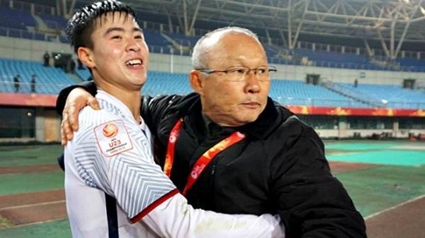 Đỗ Duy Mạnh: 'Sau thành công ở U23 châu Á, chúng tôi muốn vô địch AFF Cup 2018'-2