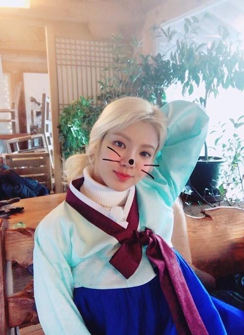 Diện Hanbok, dàn mỹ nhân Hàn khoe vẻ đẹp không tì vết-3