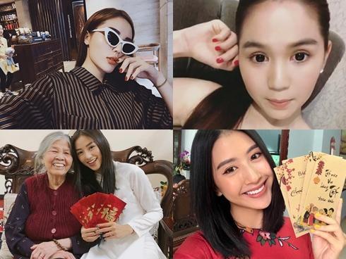 Tết này, dàn mỹ nhân Việt chọn màu nails gì để du Xuân?