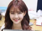 Sao Hàn 18/2: 'Mây họa ánh trăng' Kim Yoo Jung tự tay vẽ lời chúc năm mới tặng fans