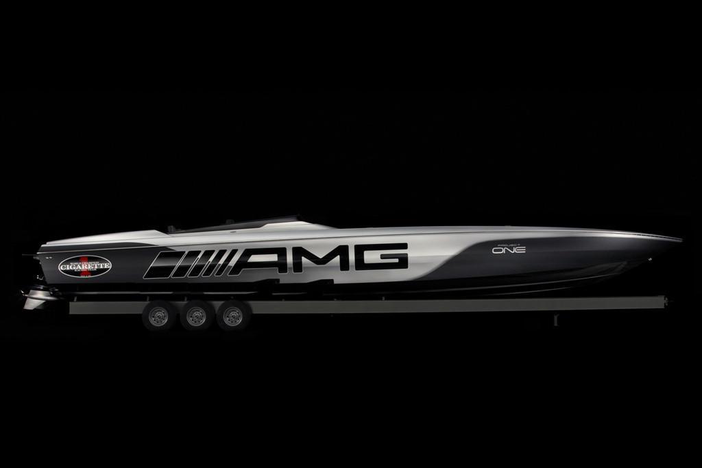 Du thuyền 3.100 mã lực lấy cảm hứng Mercedes-AMG Project One-3